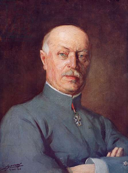 General Marie Fayolle (1852-1928)