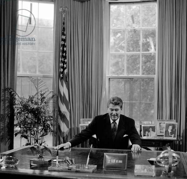 President Ronald Reagan, 1946