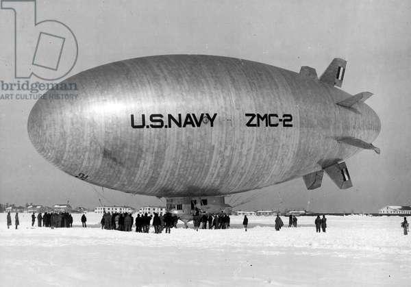 Zeppelin, 1935