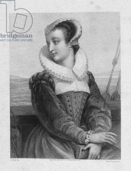 Mary Stuart, Queen of Scots (1542 - 1587)