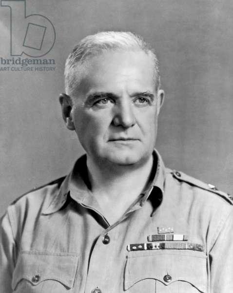 General William J. Donovan (b/w photo)