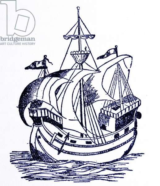 A ship of the 16th century