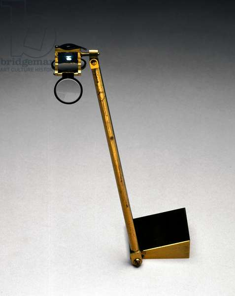 ArtistsÕ Aids, Camera Lucidas Wollaston type camera lucida, 1806-1820