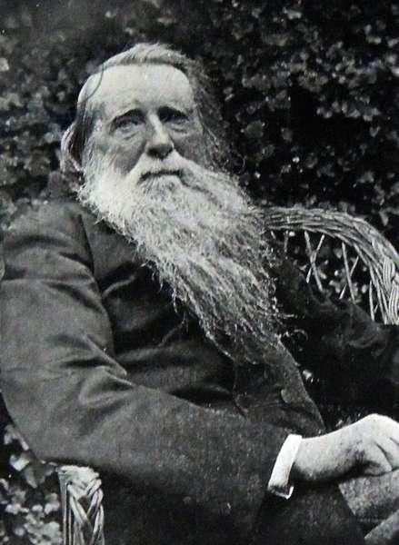 John Ruskin, 1895