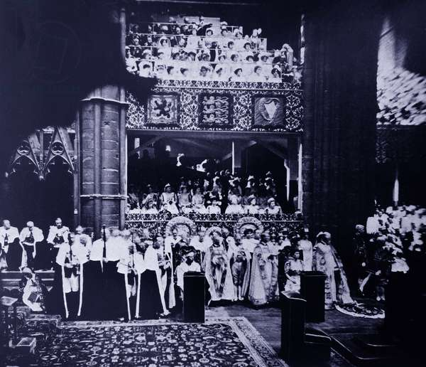 King George V and Queen Mary of Teck, 1920