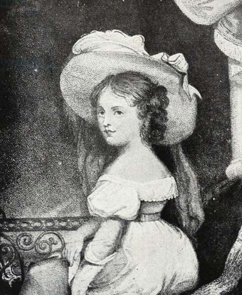 Princess Victoria, 1824