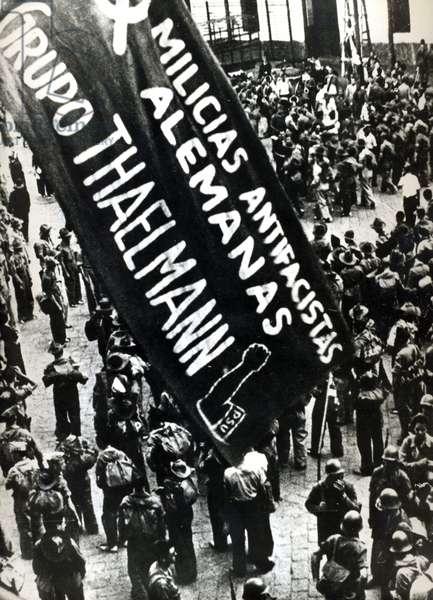 Spanish Civil War - International Brigade