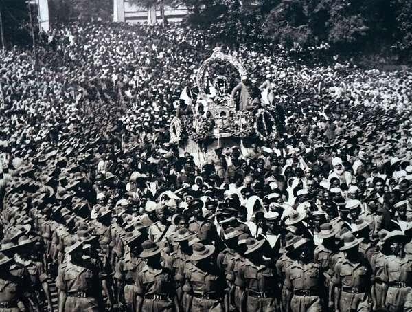 Mohandas Karamchand Gandhi, India