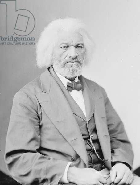 Frederick Douglass 1864 (photo)
