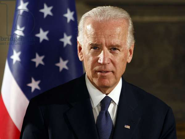 """Joseph """"Joe"""" Biden, Jr 47th and current Vice President of the United States"""