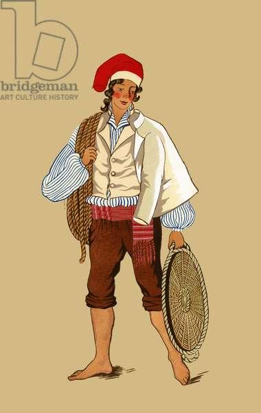 Marseille Fisherman