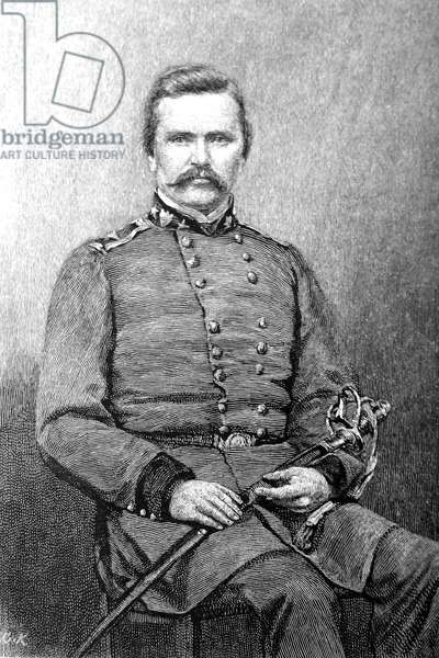 American Civil war-1861 1865 Simon Bolivar Buckner was an American soldier and politician who fought in the United States Army in the Mexican American War and in the Confederate States Army during the American Civil War