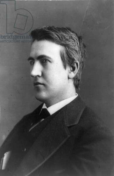 Thomas Alva Edison, 1900