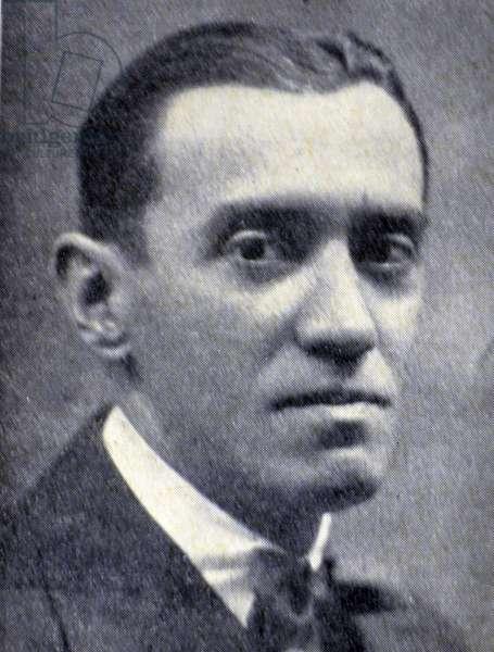 Spanish civil war : Don Ramon Perez de Ayala
