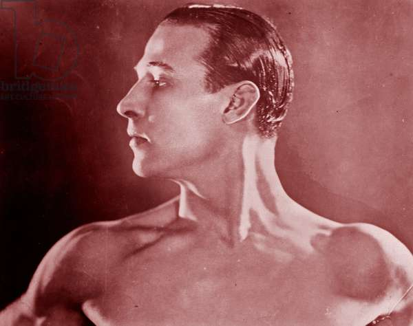 Rudolph Valentino, 1925