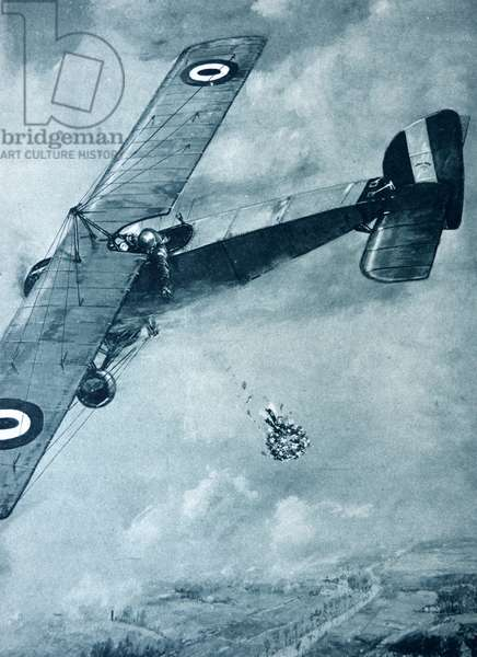 British world war one aircraft, 1916