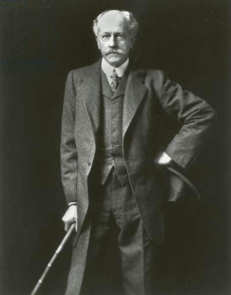 Portrait of P.L. Lowell