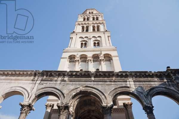 St. Dominus Bell Tower, Split, Split-Dalmatia, Croatia (photo)