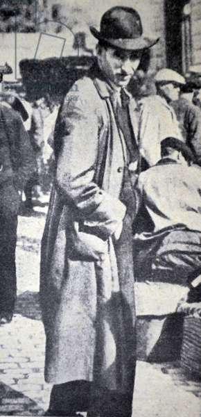 Ángel Pestaña Nuñez (February 14, 1886, Ponferrada – December 11, 1937, Barcelona) was a Spanish Anarcho-syndicalist and later Syndicalist leader