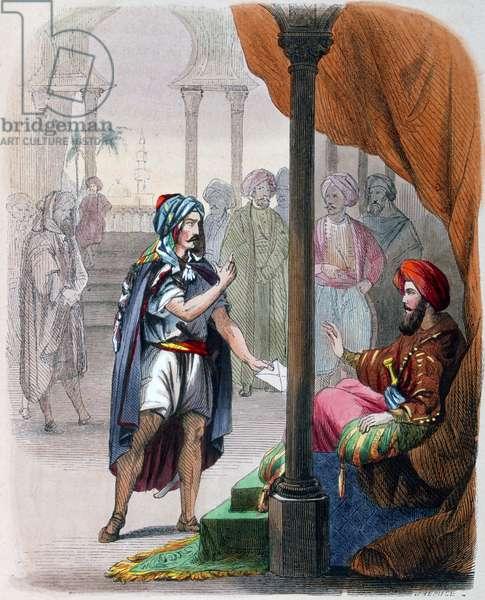Muhammad Ali Pasha or Mehmet Ali, 1818