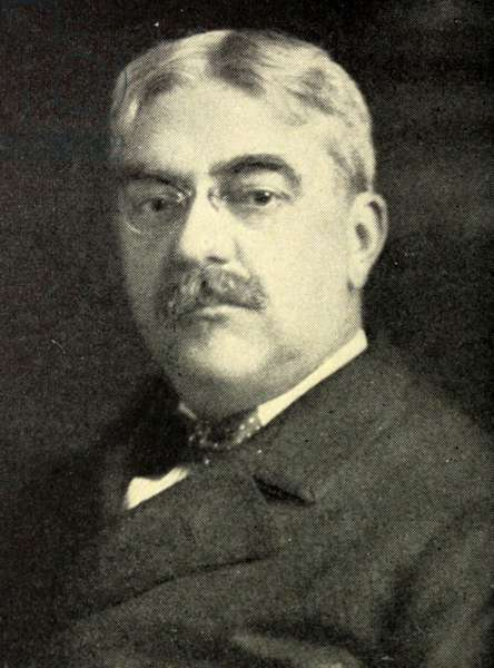 Horace Everett Hooper, publisher of the 10th, 11th and 12th Editions of the Encyclopaedia Britannica.
