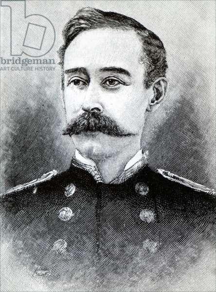 Robert Peary.