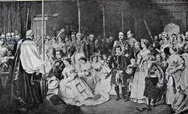 Marriage of Princess Royal, Victoria