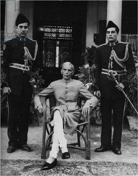 Muhammad Ali Jinnah, 1940