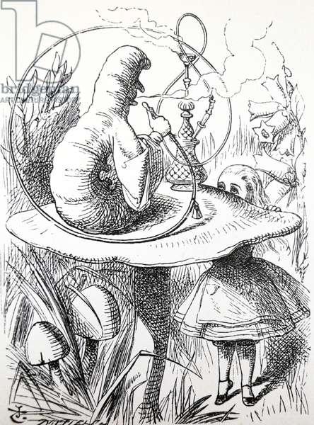 Alice's Adventures in Wonderland, 1865
