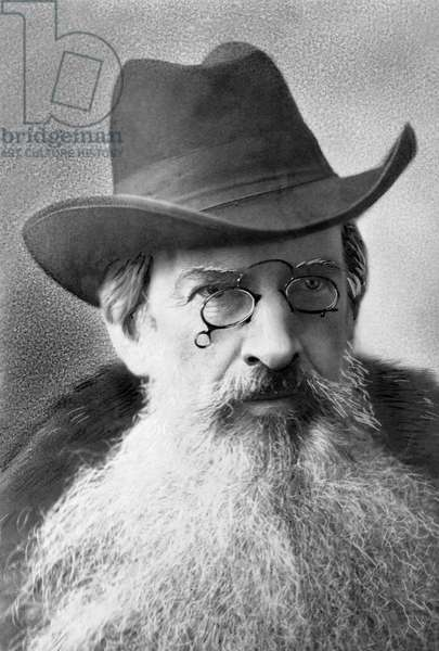 Gardiner Green Hubbard, Russia, 1875 (b/w photo)