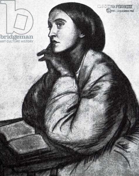 Christina Rossetti.