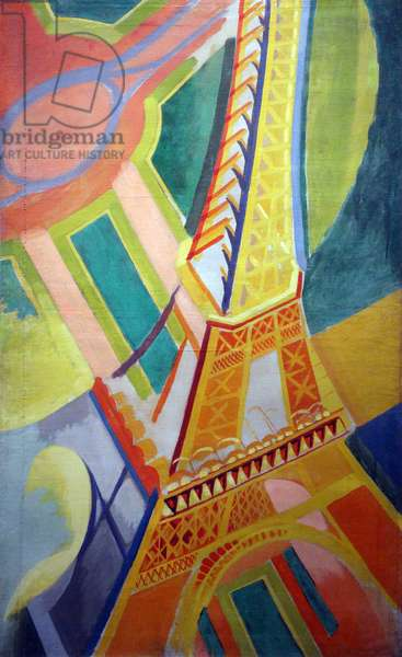 Tour Eiffel, 1926 (oil on canvas)