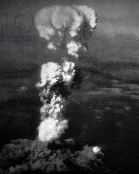 Atomic bomb at Hiroshima