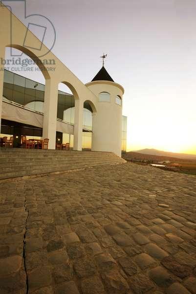 Indomita Wine Estate Building, Chile (photo)