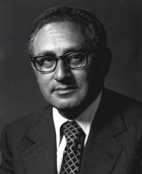 Henry Alfred Kissinger, 1973