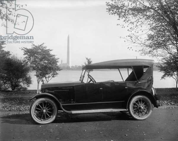 Vogue Car 1921 (photo)
