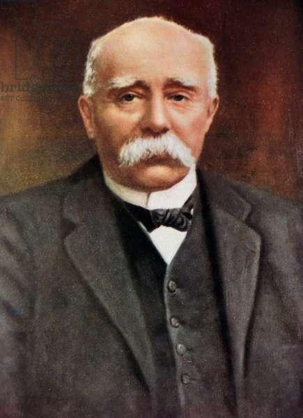 Georges Benjamin Clemenceau (1841-1929)