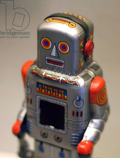 Japanese robot toy circa 1968