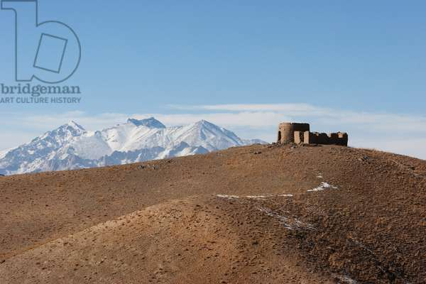 Qala (Fortified Residence at the Unai Pass, Vardak Province, Afghanistan (photo)