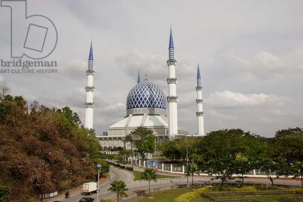 Sultan Salahuddin Abdul Aziz Mosque (photo)