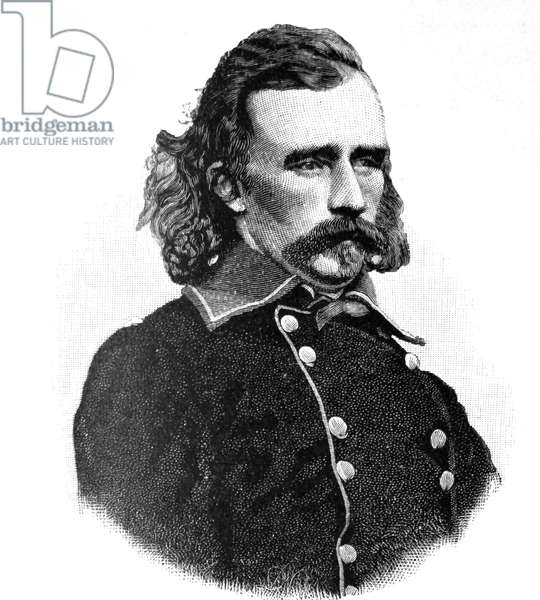 American Civil War-George Armstrong Custer was a United States Army officer and cavalry commander in the American Civil War and the Indian Wars