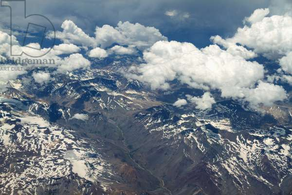 The Andes Mountains (photo)