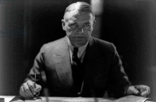 OSS Chief William J. Donovan (b/w photo)