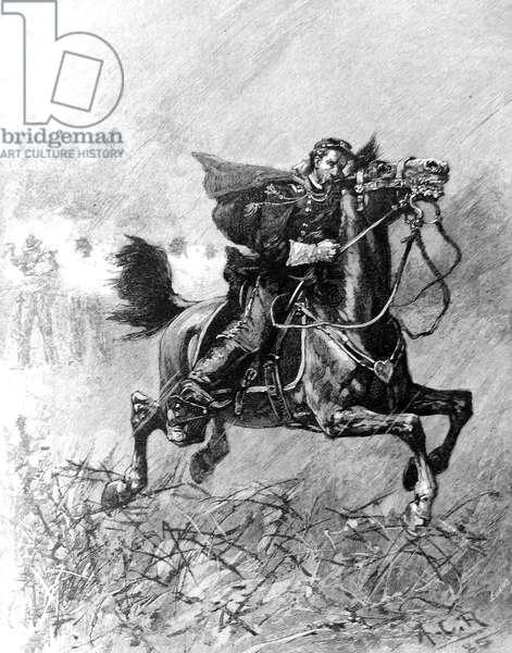 American Civil War-Death of General Philip Kearny September 1 1862