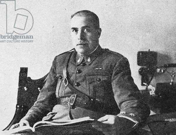Ciriaco Ruiz Spanish Colonel