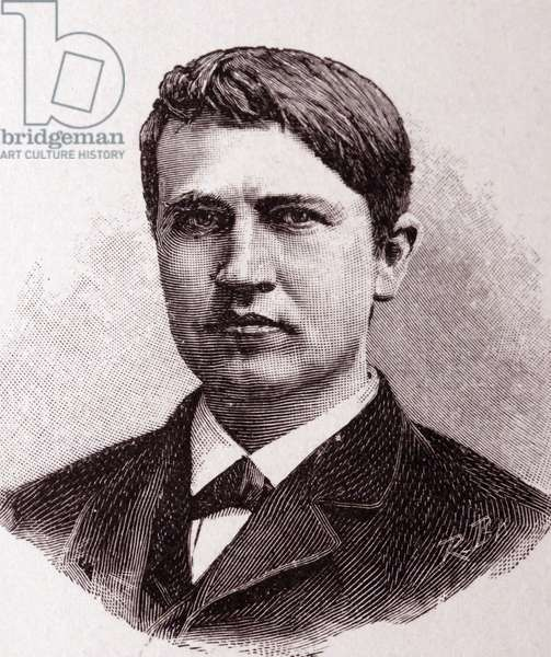 Thomas Alva Edison 1847-1931