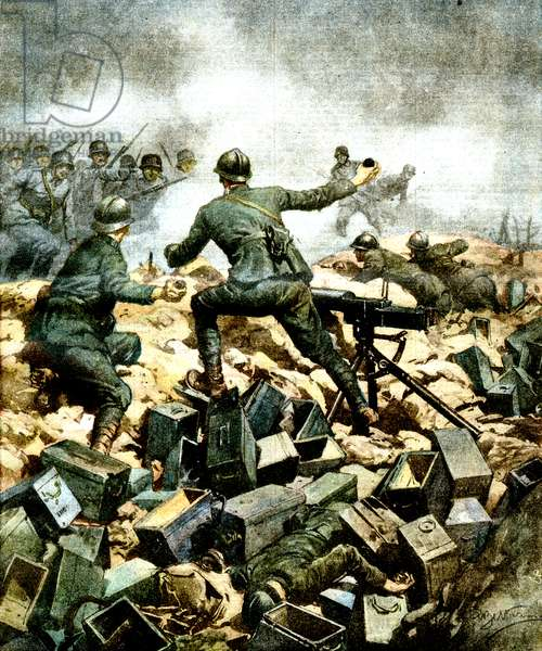 World War One 1914 1918 France at war The Battles of the Marne 1918