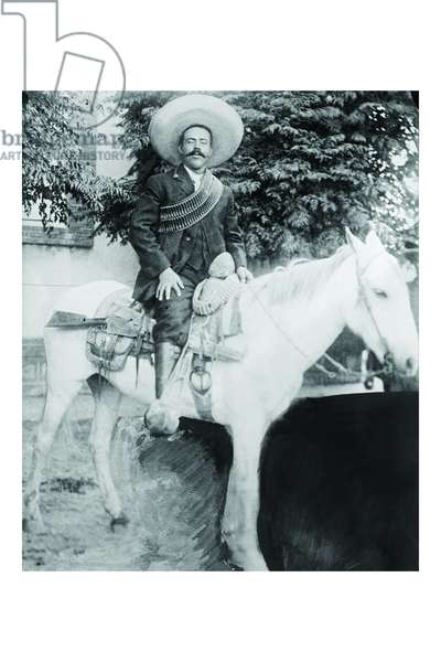 Pancho Villa 1908 (photo)