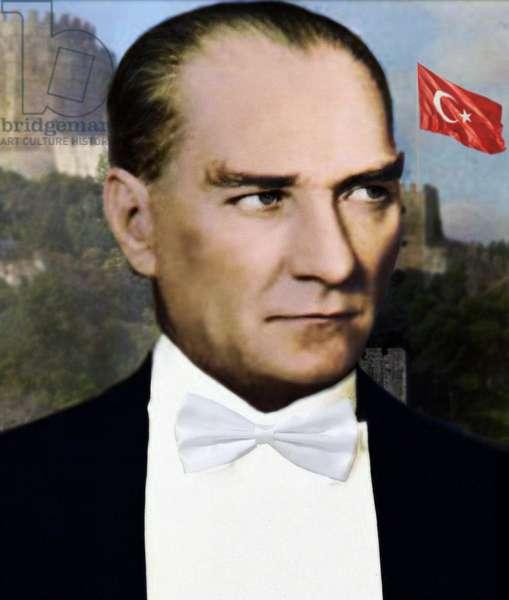 Mustafa Kemal Atatürk, 1934