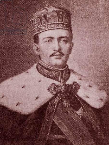 King Charles I.